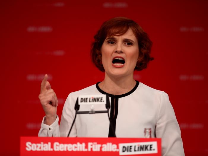 """Klimagipfel Linken Chefin kritisiert Schande von Madrid - Klimagipfel: Linken-Chefin kritisiert """"Schande"""" von Madrid"""