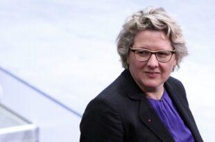Klimapaket Umweltministerin erhöht Druck auf Union 310x205 - Klimapaket: Umweltministerin erhöht Druck auf Union