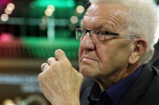 """Kretschmann warnt vor ständigen Trainerwechseln bei SPD und CDU 310x205 - Kretschmann warnt vor """"ständigen Trainerwechseln"""" bei SPD und CDU"""