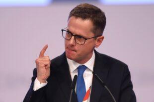 """Linnemann lehnt Verhandlungen über Schwarze Null ab 310x205 - Linnemann lehnt Verhandlungen über """"Schwarze Null"""" ab"""