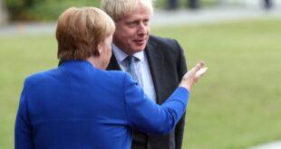 """Merkel gratuliert Johnson zu eindrucksvollem Sieg 310x165 - Merkel gratuliert Johnson zu """"eindrucksvollem Sieg"""""""
