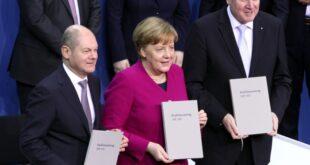 Neue SPD Chefs knüpfen GroKo Fortbestand an Zugeständnisse der Union 310x165 - Neue SPD-Chefs knüpfen GroKo-Fortbestand an Zugeständnisse der Union