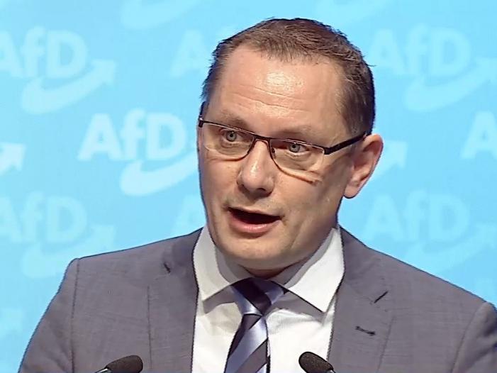 Photo of Neuer AfD-Chef Chrupalla mit Entwicklung seiner Partei zufrieden