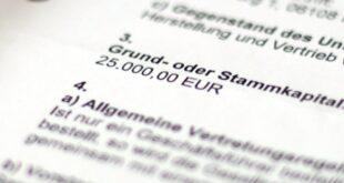 Nur jede zehnte deutsche GmbH wird von einer Frau geführt 310x165 - Nur jede zehnte deutsche GmbH wird von einer Frau geführt