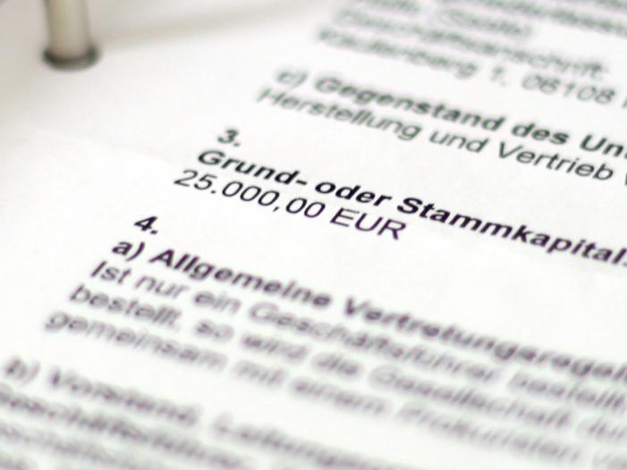 Photo of Nur jede zehnte deutsche GmbH wird von einer Frau geführt