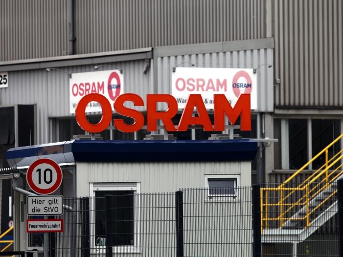 Photo of Osram-Chef sieht Risiken bei Übernahme durch AMS