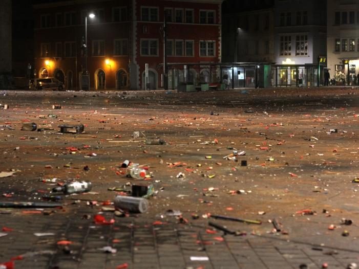 Bild von Polizeigewerkschaft sieht Böllerverbotszonen-Ausweitung kritisch