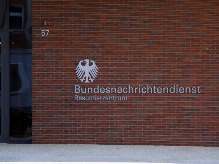 """Bild von Regierung: BND-Fernmeldeaufklärung ist """"unverzichtbares Instrument"""""""