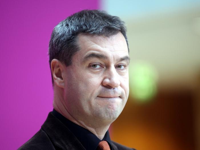 Bild von Söder schließt Kanzlerkandidatur erneut aus