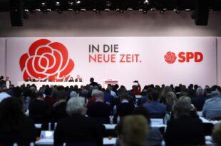 SPD Parteitag stimmt gegen GroKo Aus 310x205 - SPD-Parteitag stimmt gegen GroKo-Aus