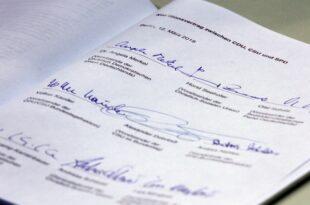 SPD Spitzenduo fordert Nachverhandlung des Koalitionsvertrags 310x205 - SPD-Spitzenduo fordert Nachverhandlung des Koalitionsvertrags