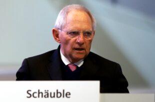 Schäuble Attentat hat ihm Angst vor dem Tod genommen 310x205 - Schäuble: Attentat hat ihm Angst vor dem Tod genommen