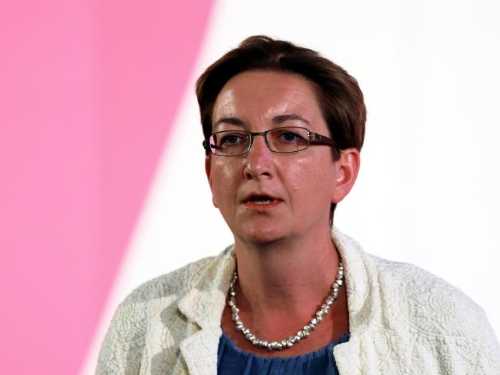 Schwesig Ost SPD will Geywitz als Parteivize - Schwesig: Ost-SPD will Geywitz als Parteivize