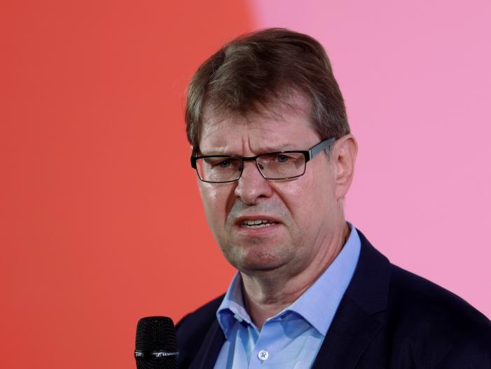 Stegner SPD Parteitag wird Schwarze Null abräumen - Stegner: SPD-Parteitag wird Schwarze Null abräumen