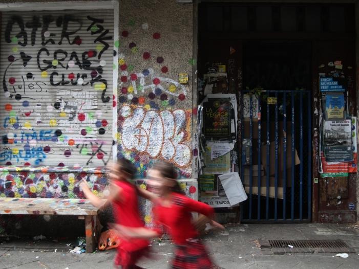 Bild von Tafeln wegen hoher Zahl bedürftiger Kinder besorgt