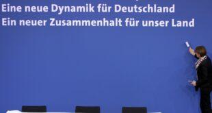 Umfrage 64 Prozent der Deutschen wünschen sich GroKo Fortbestand 310x165 - Umfrage: 64 Prozent der Deutschen wünschen sich GroKo-Fortbestand
