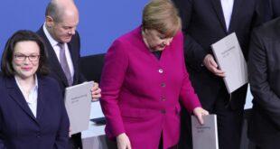 Umfrage Scholz bei Politikerzufriedenheit gleichauf mit Merkel 310x165 - Umfrage: Scholz bei Politikerzufriedenheit gleichauf mit Merkel