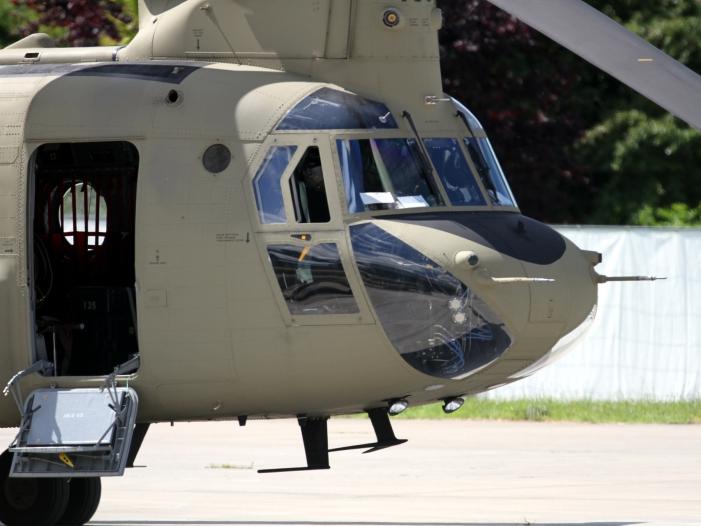 Bild von Umfrage: Vertrauen auf militärischen Schutz durch USA schwindet