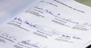 Union schließt Nachverhandlung am Koalitionsvertrag nicht mehr aus 310x165 - Union schließt Nachverhandlung am Koalitionsvertrag nicht mehr aus