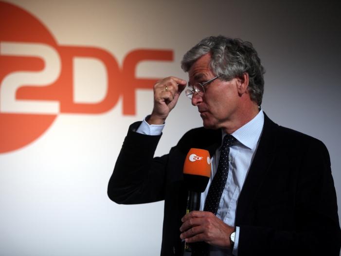 ZDF Chefredakteur hält deutschen Journalismus nicht für zu links - ZDF-Chefredakteur hält deutschen Journalismus nicht für zu links