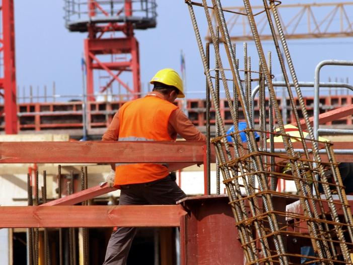 Zahl der Unfälle am Arbeitsplatz 2018 rund elf Prozent gesunken