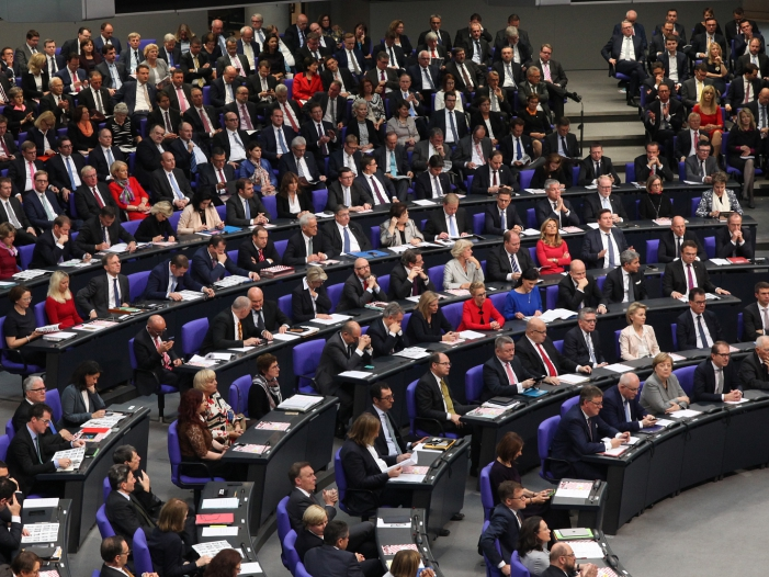 Photo of Infratest: Union legt zu – AfD verliert