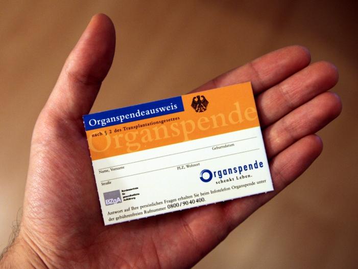 Photo of Justizministerin will gegen Spahns Organspende-Vorschlag stimmen