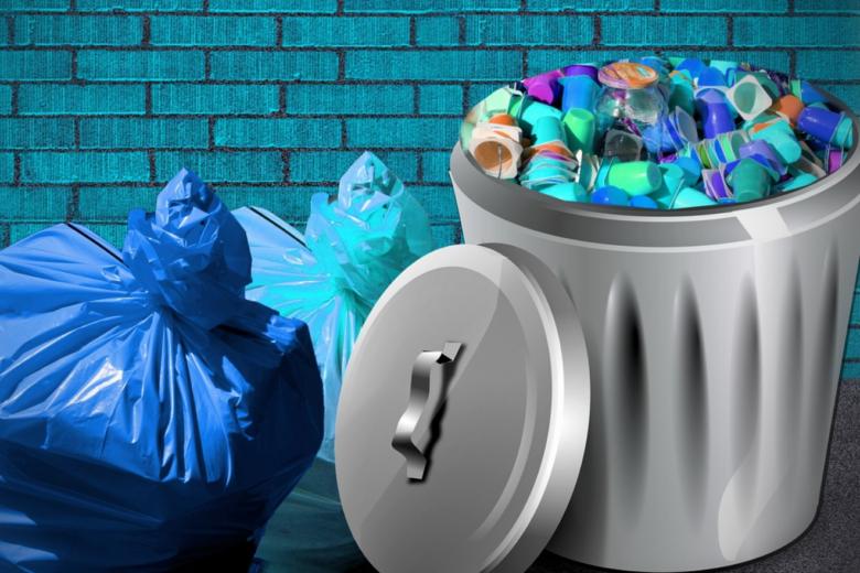 Plastikmuell - Verpackungsmüll - trotz neuem Gesetz auf Rekordhöhen