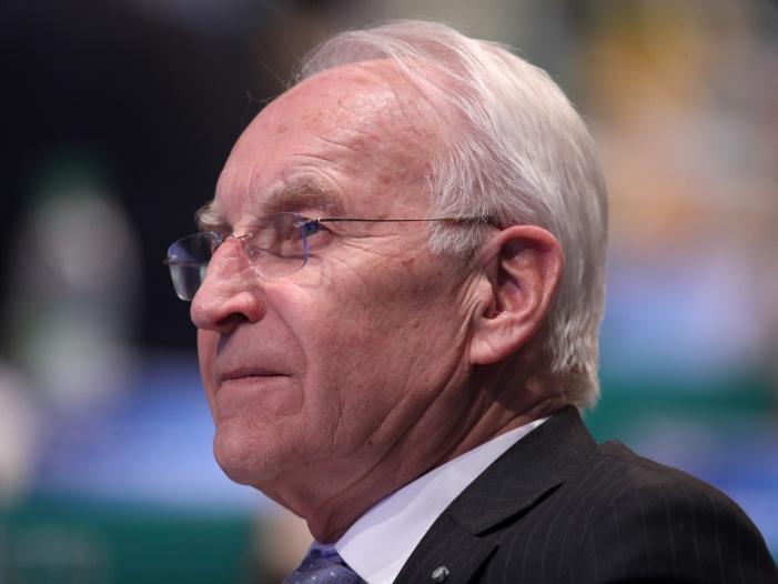 Stoiber lobt Söder und rät von Kanzlerkandidatur ab