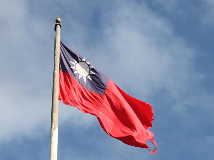 Bild von Taiwans Präsidentin Tsai wiedergewählt