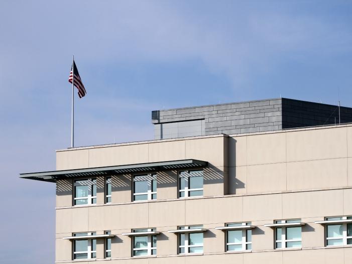 Photo of US-Botschafter verteidigt Luftschlag