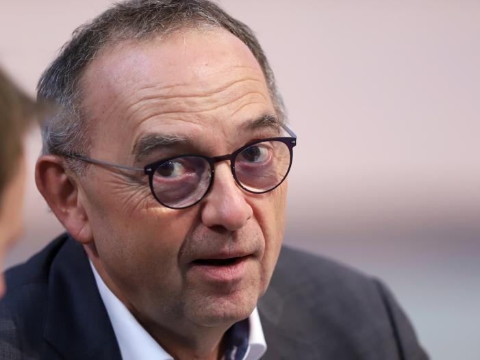 Walter Borjans zeigt Verständnis für Hamburger SPD - Walter-Borjans zeigt Verständnis für Hamburger SPD
