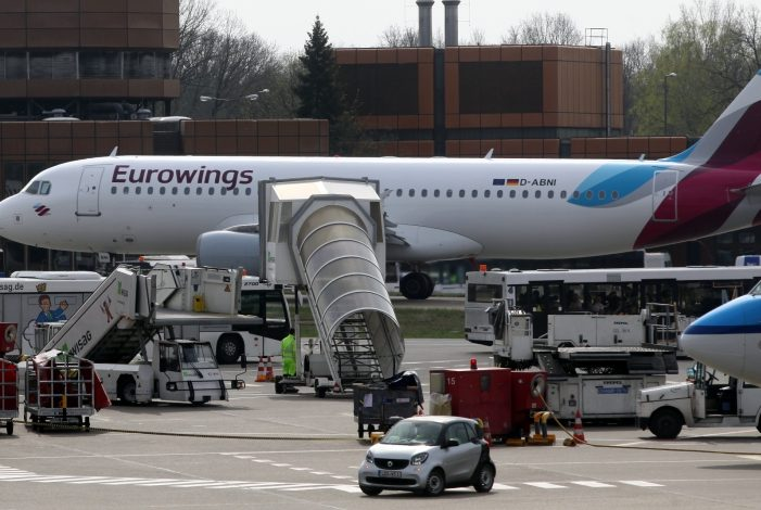 Photo of Datenpanne bei Eurowings