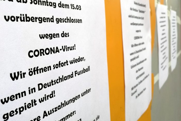 "Photo of IW fordert europäische ""Corona-Bonds"""