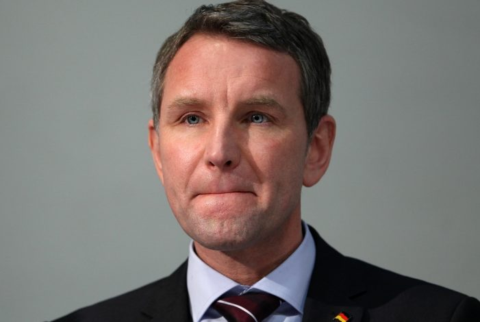 "Photo of Kahrs nennt Höcke-Kandidatur ""absurd"""
