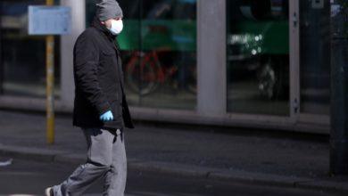 Bild von Österreichs Vizekanzler verteidigt Einführung von Maskenpflicht