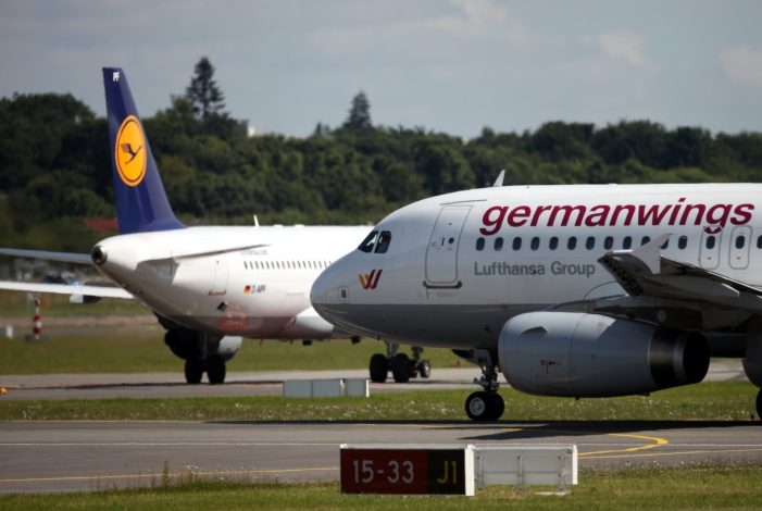 Photo of Lufthansa stellt Flugbetrieb von Germanwings ein