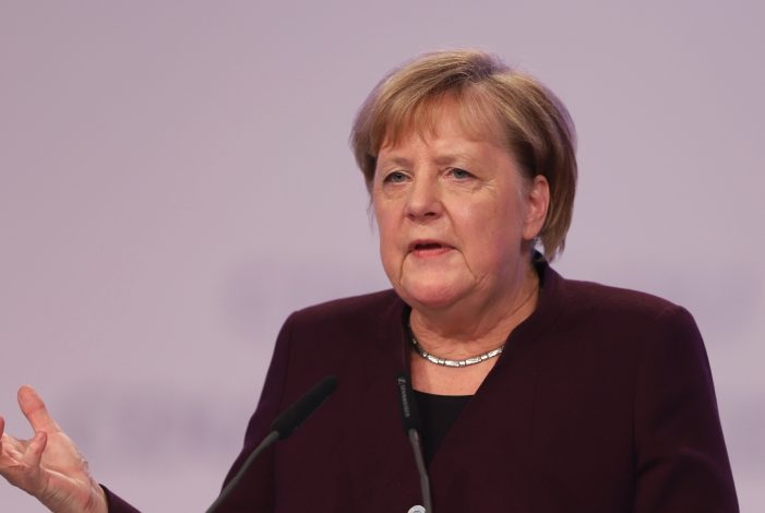 Photo of Merkel plädiert für internationale CO2-Bepreisung