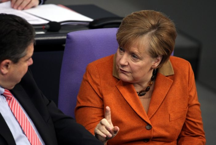Photo of Gabriel: Trump bestraft Deutschland und Merkel