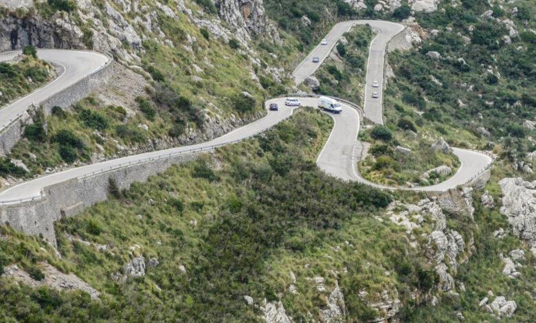 Spitzkehren - Mallorca bleibt der Deutschen liebste Insel