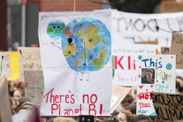 """Fridays for Future"" für Ende der ""Symbolpolitik"""