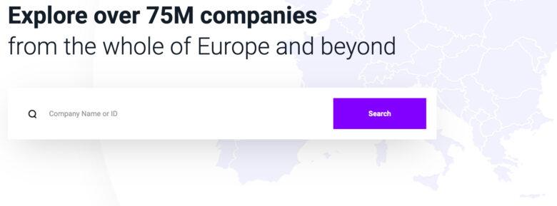 HitHorizons - 75 Mio. Unternehmen entdecken