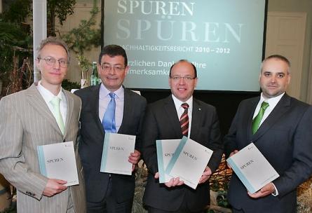 Bild von Esterházy Betriebe präsentieren Nachhaltigkeitsbericht