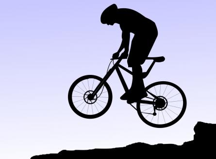 Bild von MIFA und Grace: mit dem Fahrrad auf der Überholspur