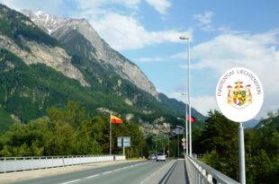 Grenze Liechtenstein Balzers 310x205 - AAA-Rating für Liechtenstein erneut bestätigt