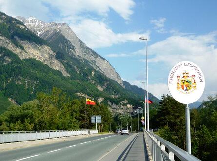 Grenze Liechtenstein Balzers 445x330 - AAA-Rating für Liechtenstein erneut bestätigt