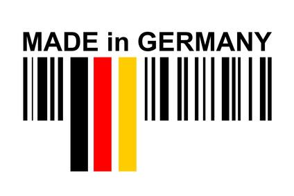 Made in Germany - Code, Vektor
