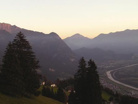 Liechtenstein und Rhein