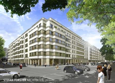 Krausenblock in Berlin