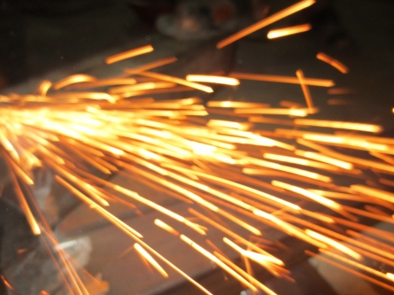 Stahlbearbeitung